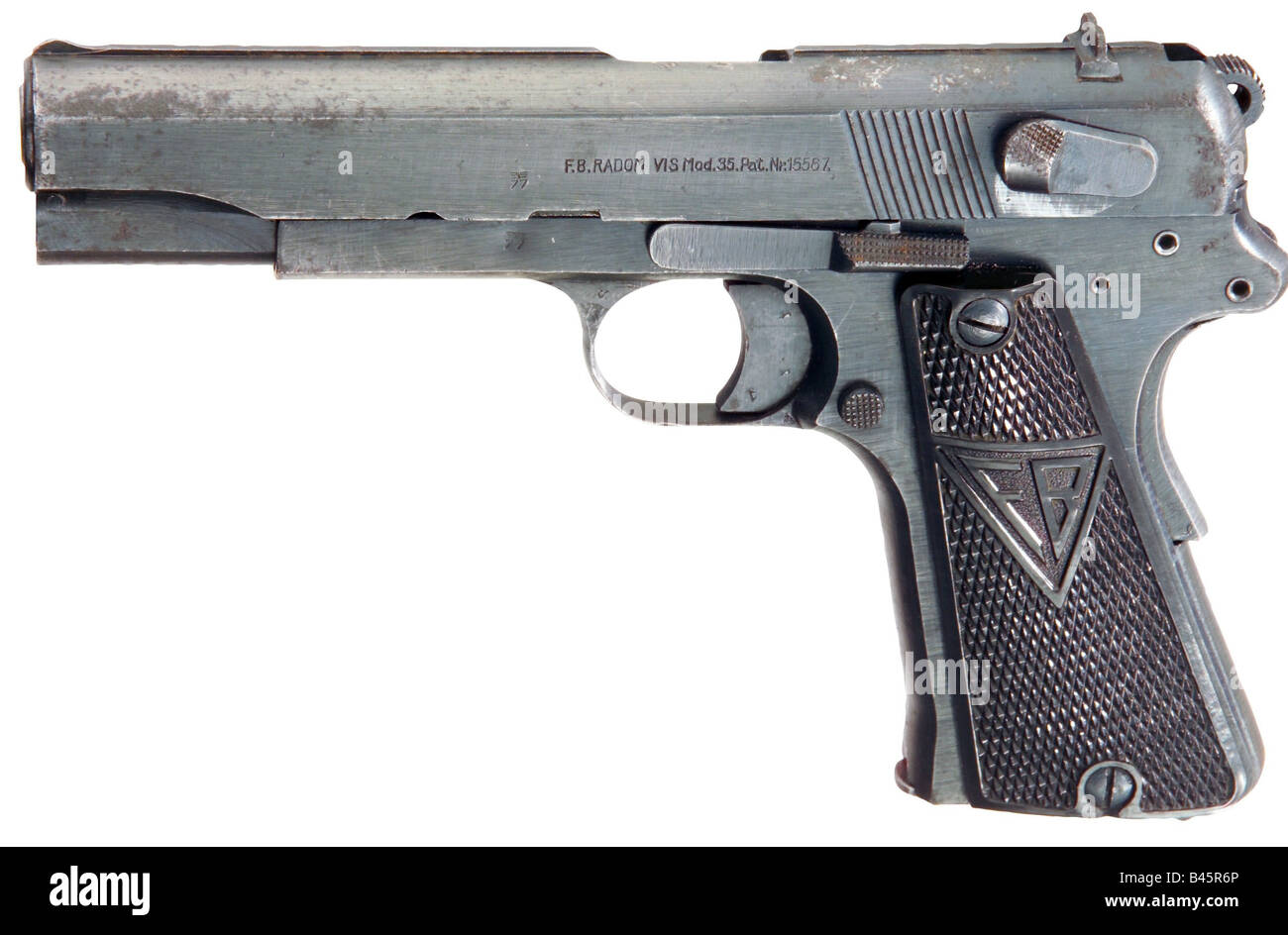 Star Firearms : B-Series Pistols