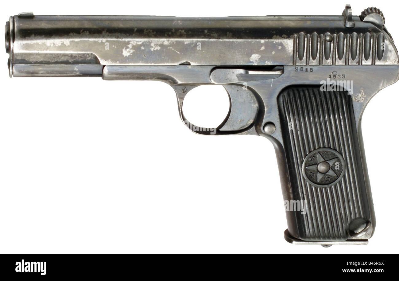 Weapons/arms, Firearms, Pistols, Pistol Radom Vis 35, Caliber 9 Mm ...