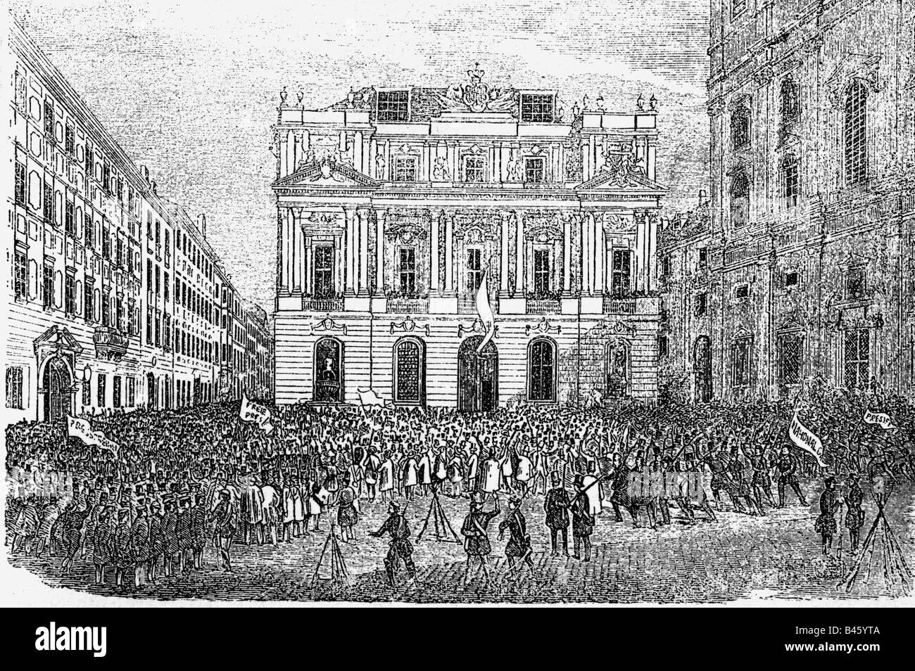 a study of 1848 revolutions Czechoslovakia revolutions of 1848 the paris revolution of february 1848 precipitated a succession of liberal and national revolts against autocratic governments.