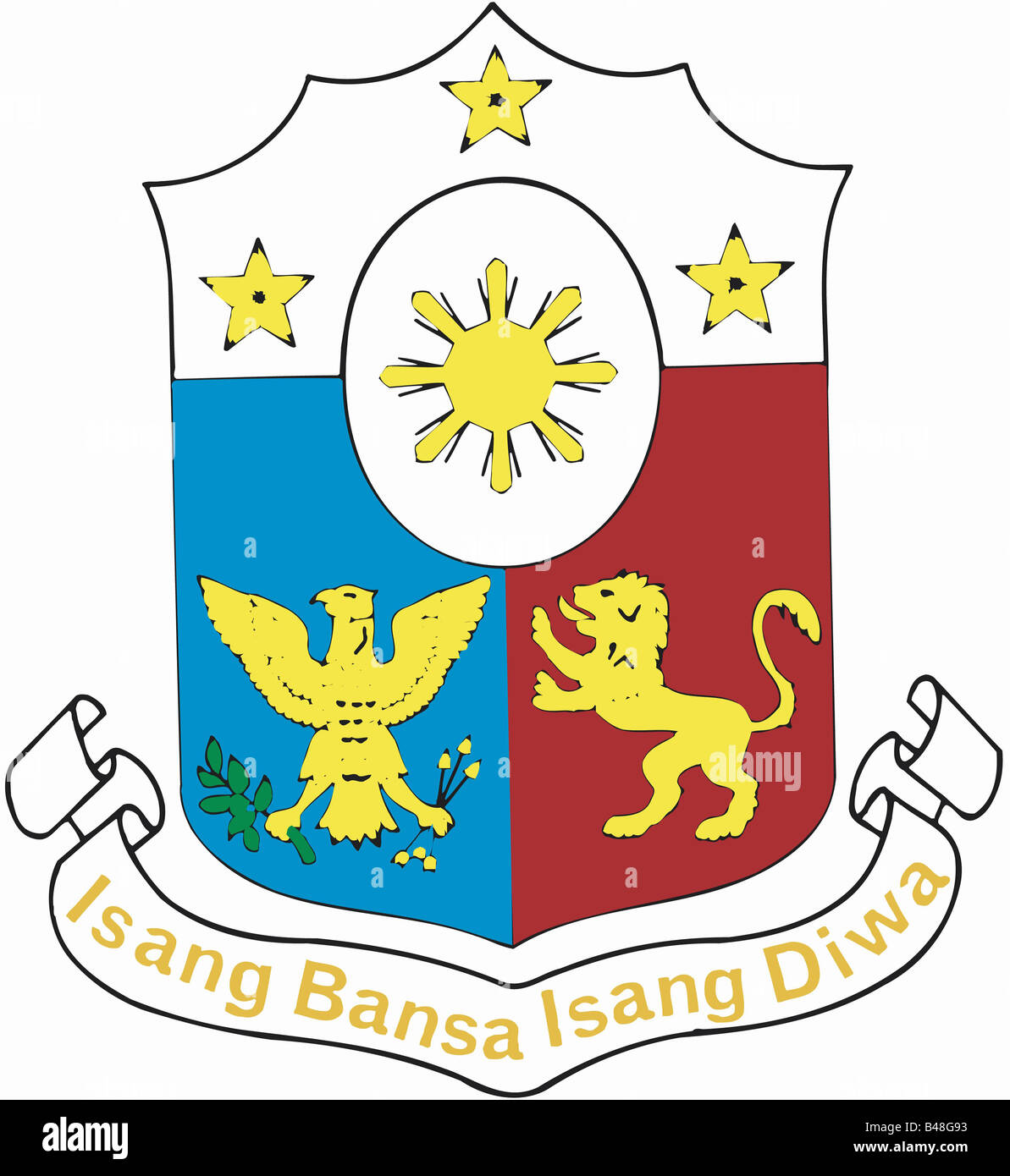 Heraldry coat of arms philippines national coat of arms symbol heraldry coat of arms philippines national coat of arms symbol emblem crest geography asia lion eagle historic histor buycottarizona Images