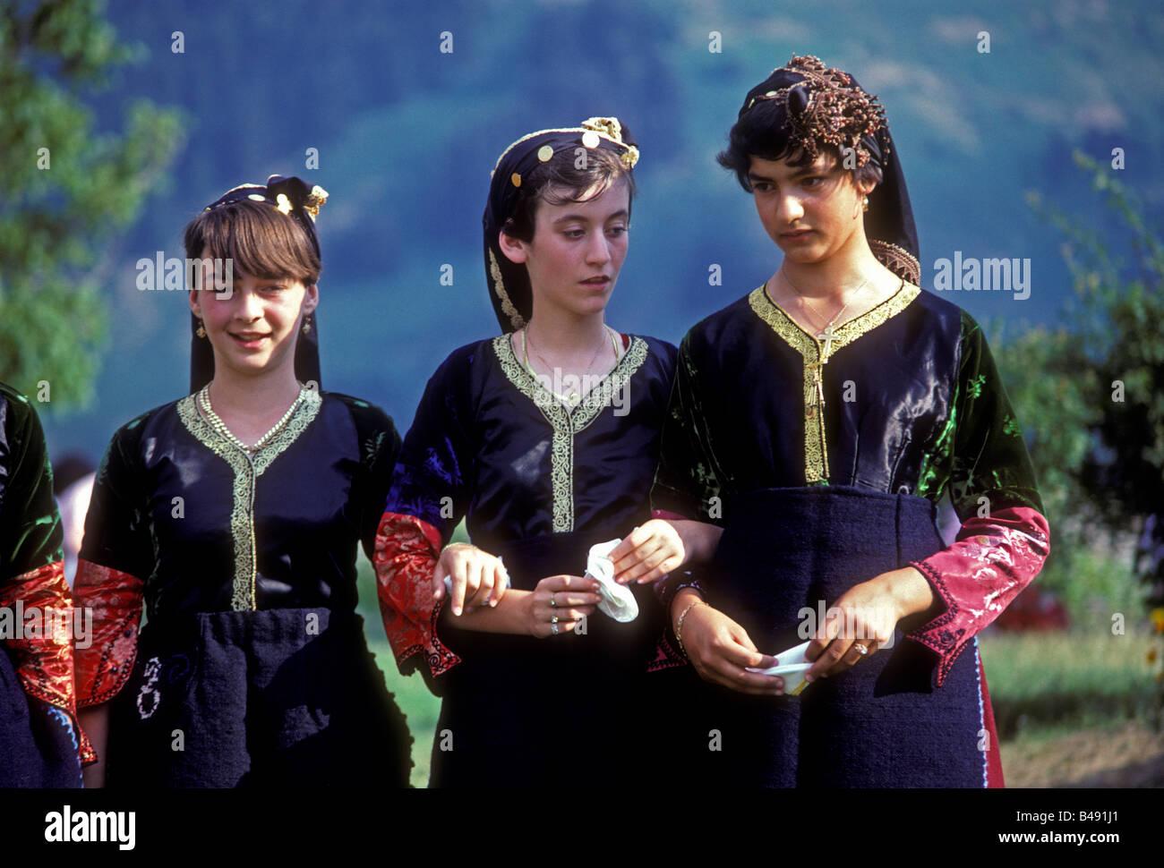 Greece girls photo