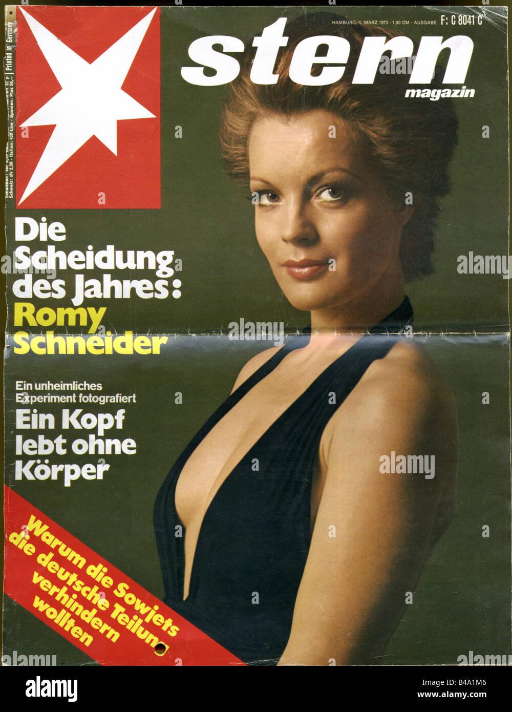 Journals / Magazines, 1973, Stern Magazine, Title Number 10 ...