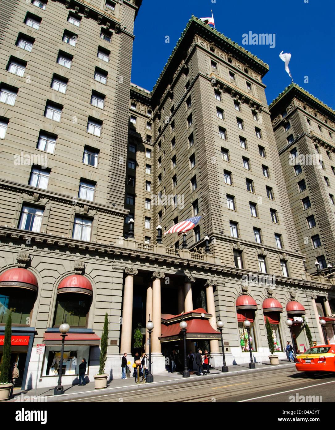 Hotel Union Square San Francisco  Powell Street