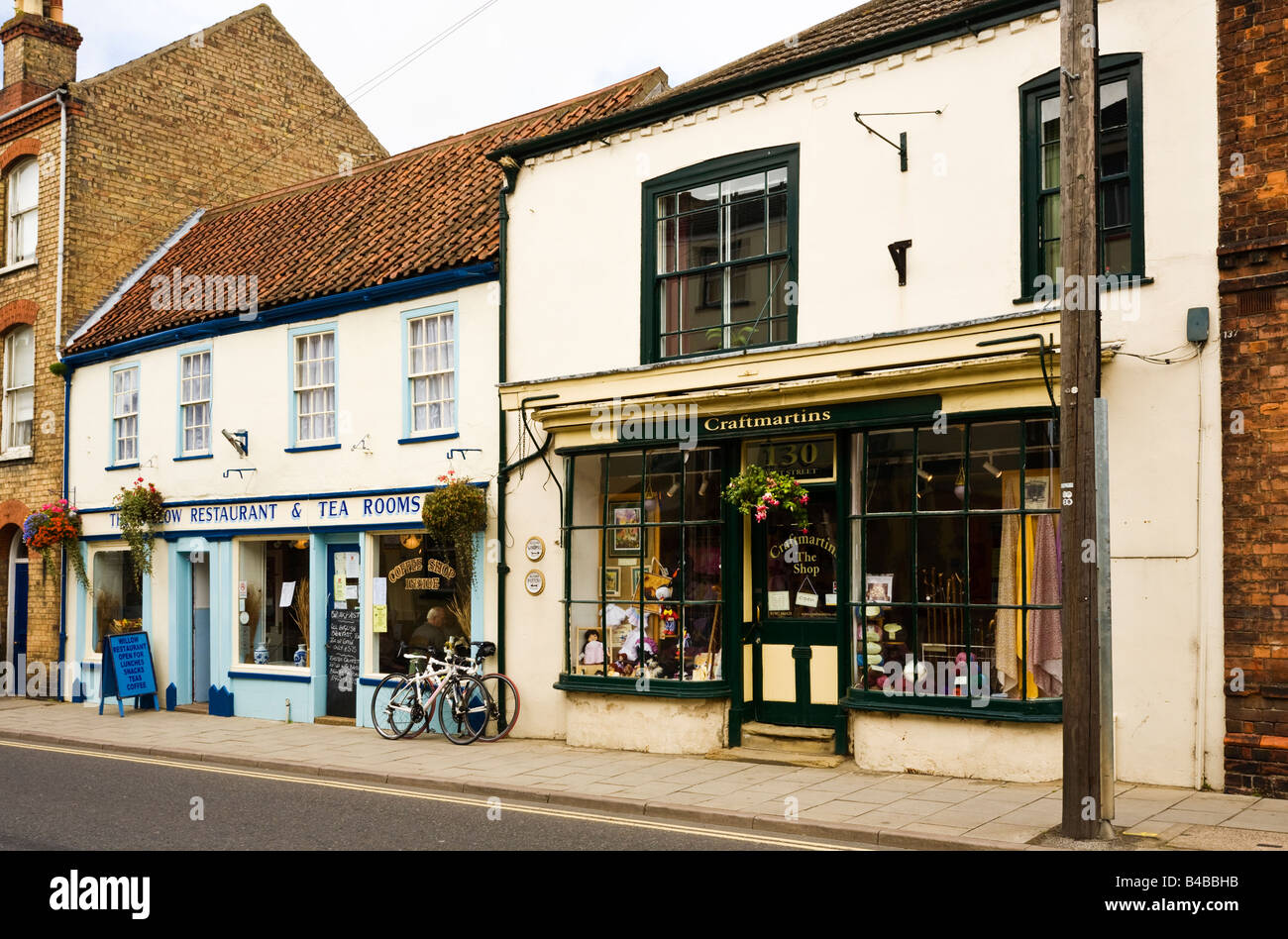 Lincolnshire Wolds Tea Rooms