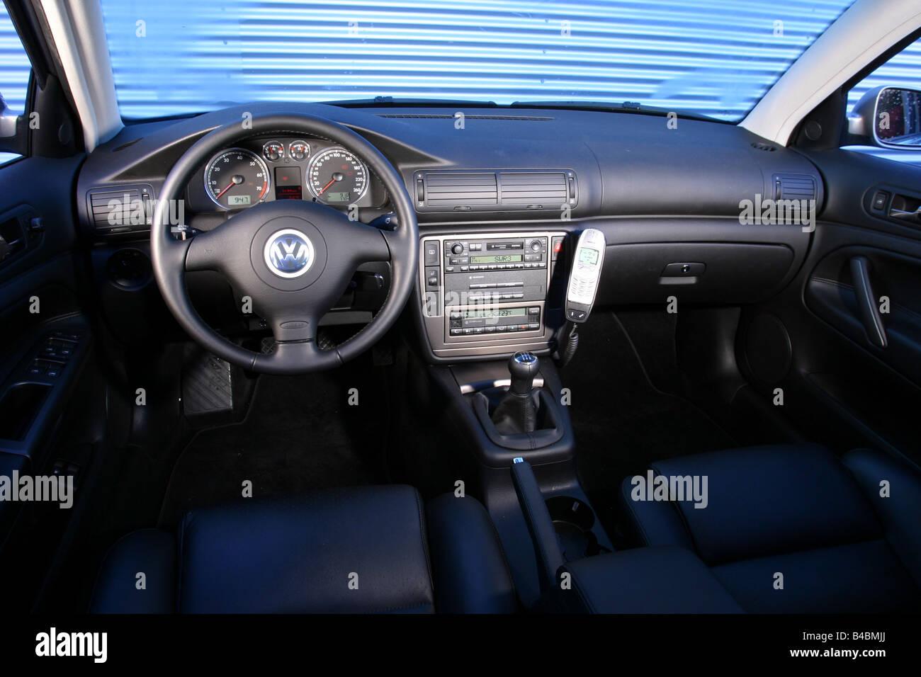VW vw passat 2001 : Car, VW Volkswagen Passat Variant 1.8 T, medium class, model year ...
