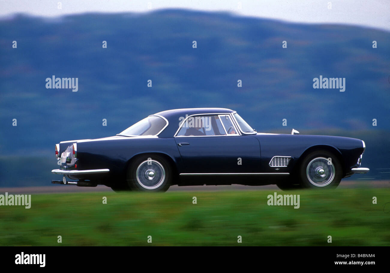 car maserati 3500 gt coupe model year 1957 1964 vintage approx