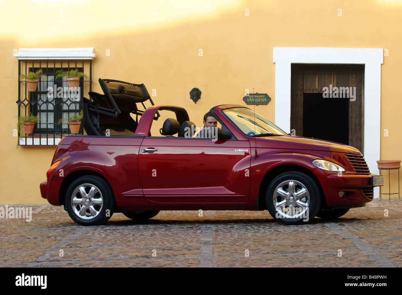 car chrysler pt cruiser convertible limeted 2 4l 150 ps. Black Bedroom Furniture Sets. Home Design Ideas