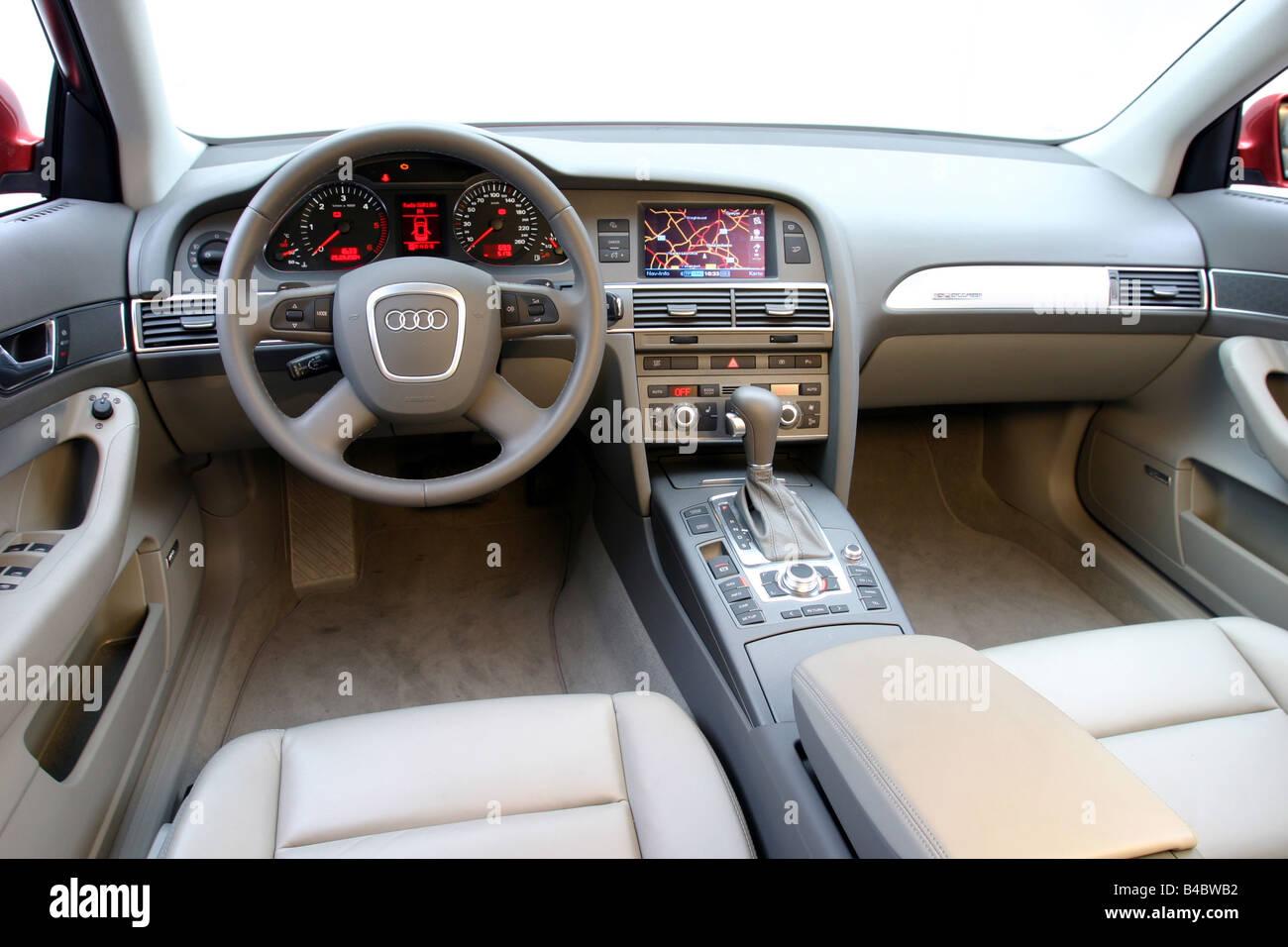 Car Audi A6 3 0 Tdi Quattro Limousine Upper Middle