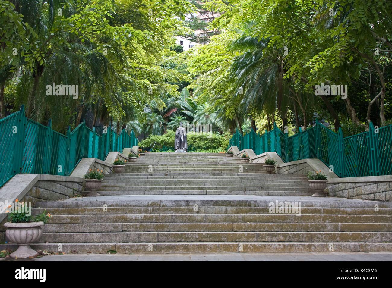 Zoological Garden Hong Kong Garden Ftempo