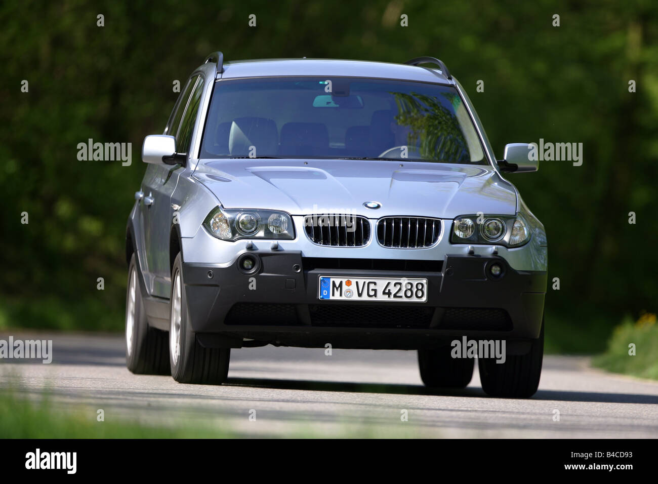 Car bmw x3 3 0i cross country vehicle model year 2005