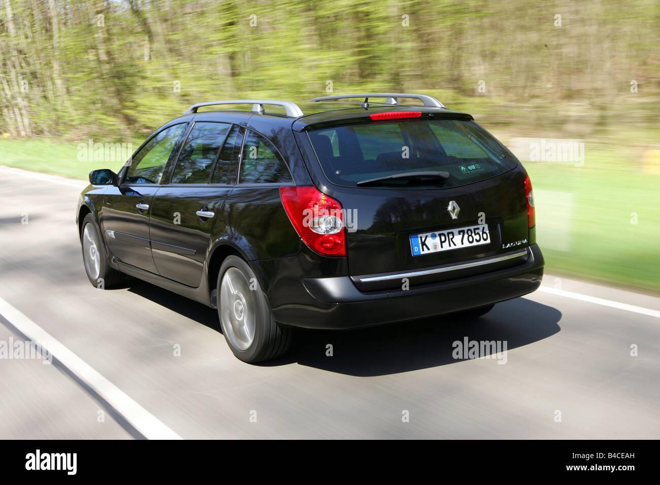 car renault laguna grandtour 2 0 hatchback model year 2005 stock photo royalty free image. Black Bedroom Furniture Sets. Home Design Ideas
