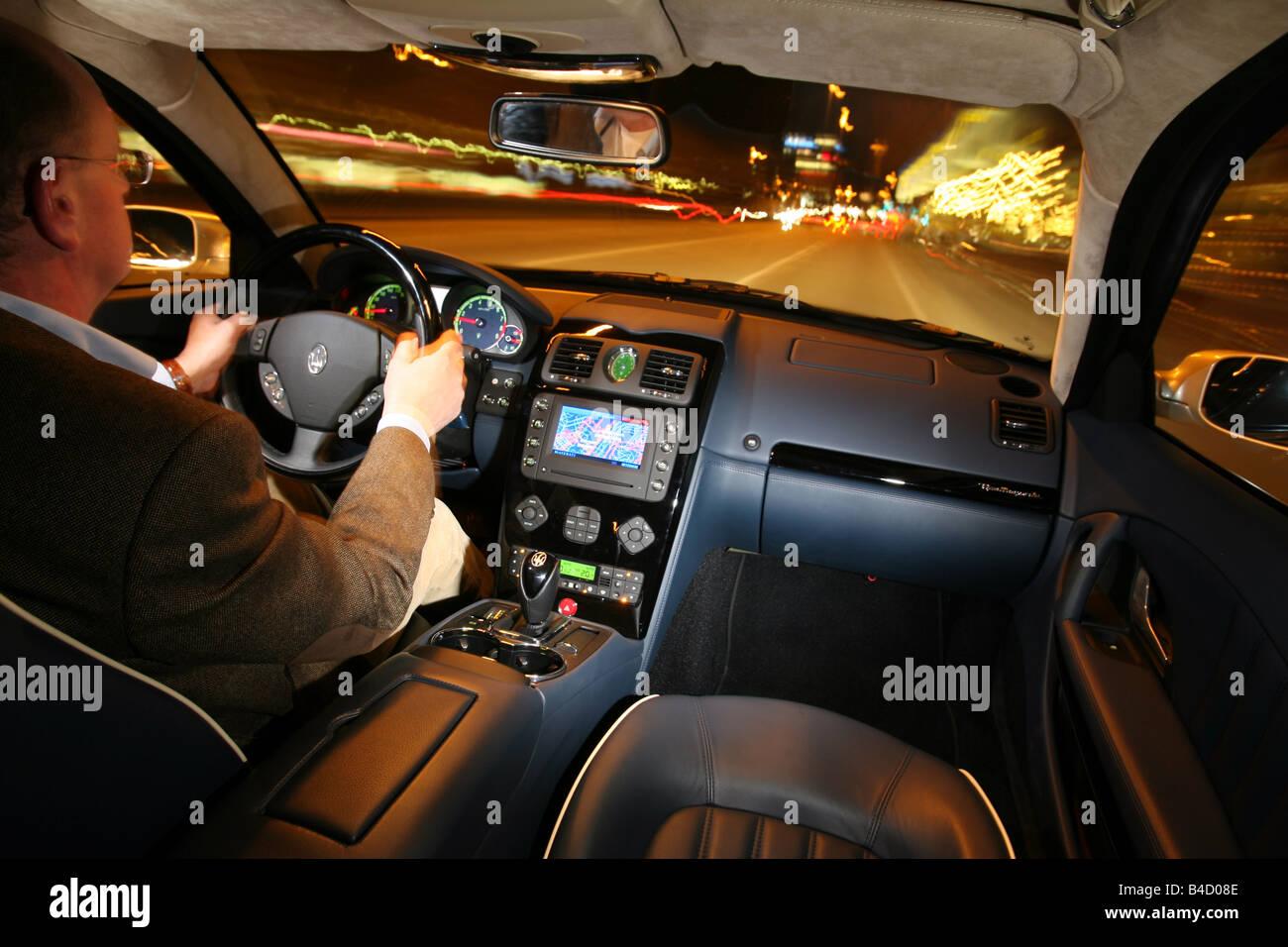 100 Maserati Quattroporte 2017 Interior Maserati Grancabrio Sport With Custom Interior By