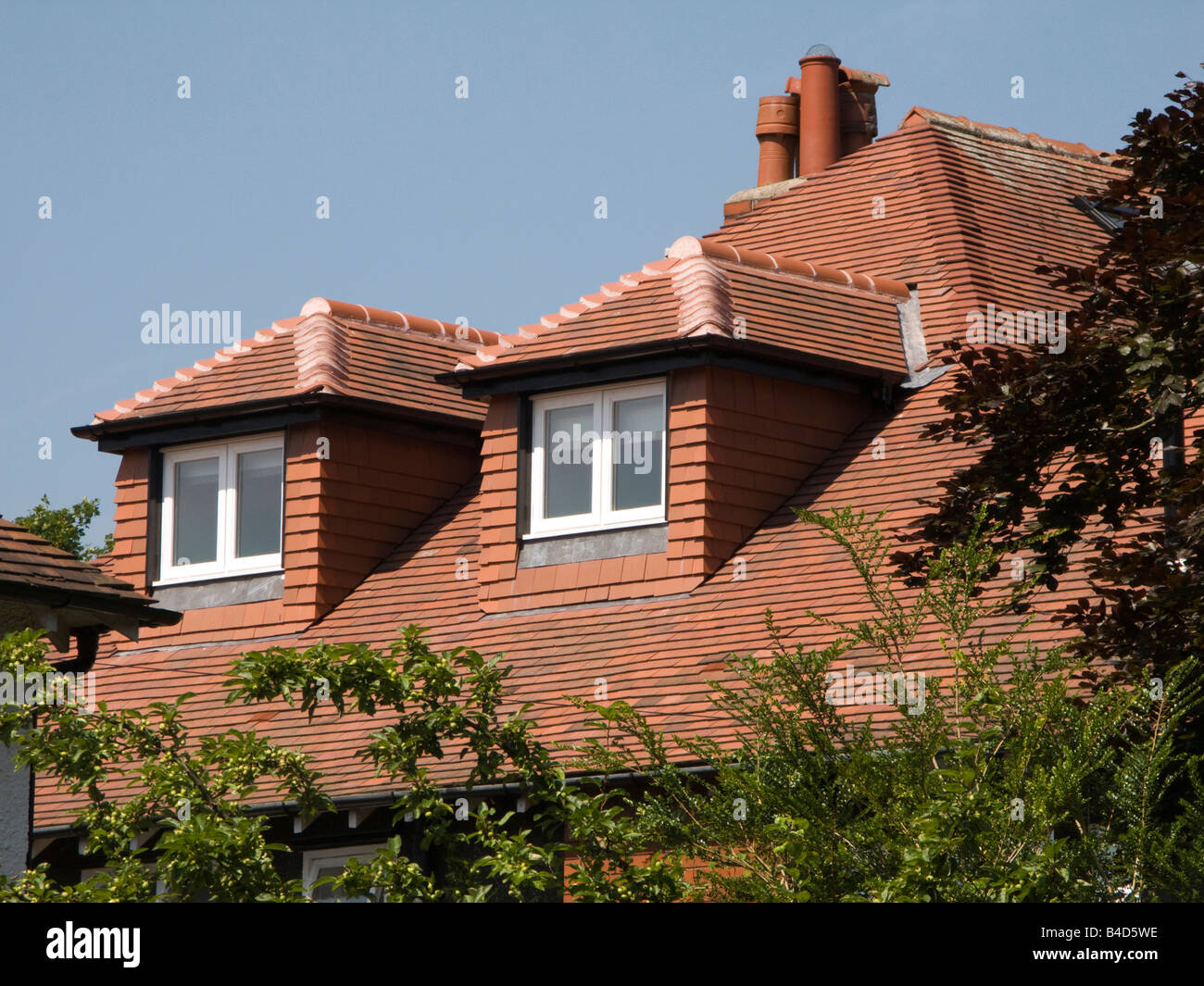 House Improvements Dormer Windows In Roof Extension Of Edwardian Surbuban