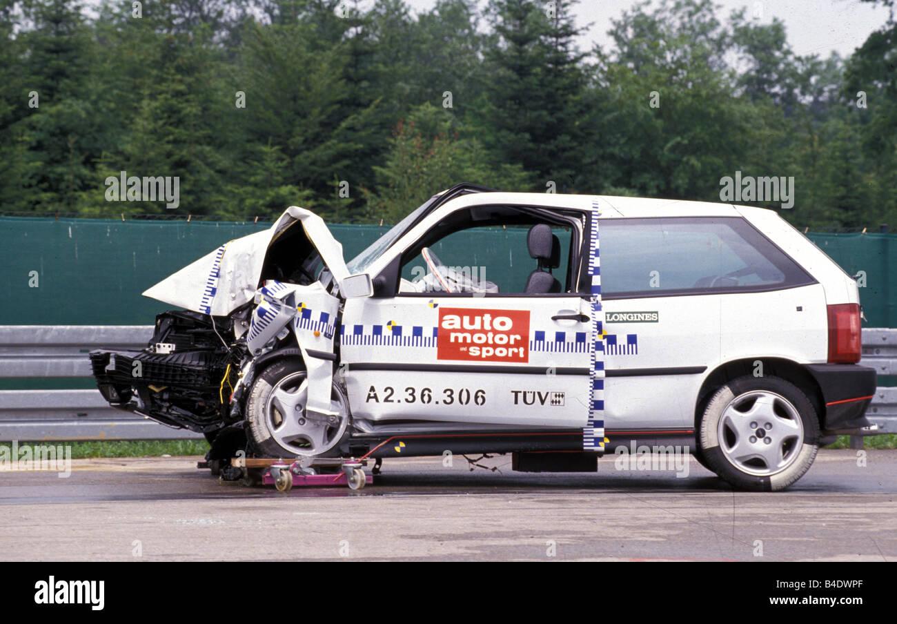 Fiat Tipo Crashtest