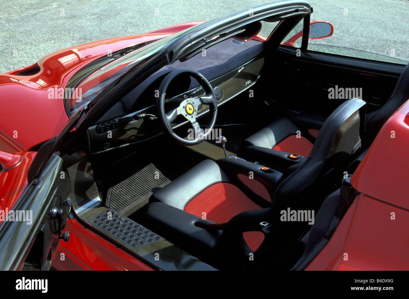Ferrari f50 interior gallery hd cars wallpaper car ferrari f50 model year 1995 2002 red roadster convertible car ferrari f50 model year 1995 vanachro Choice Image