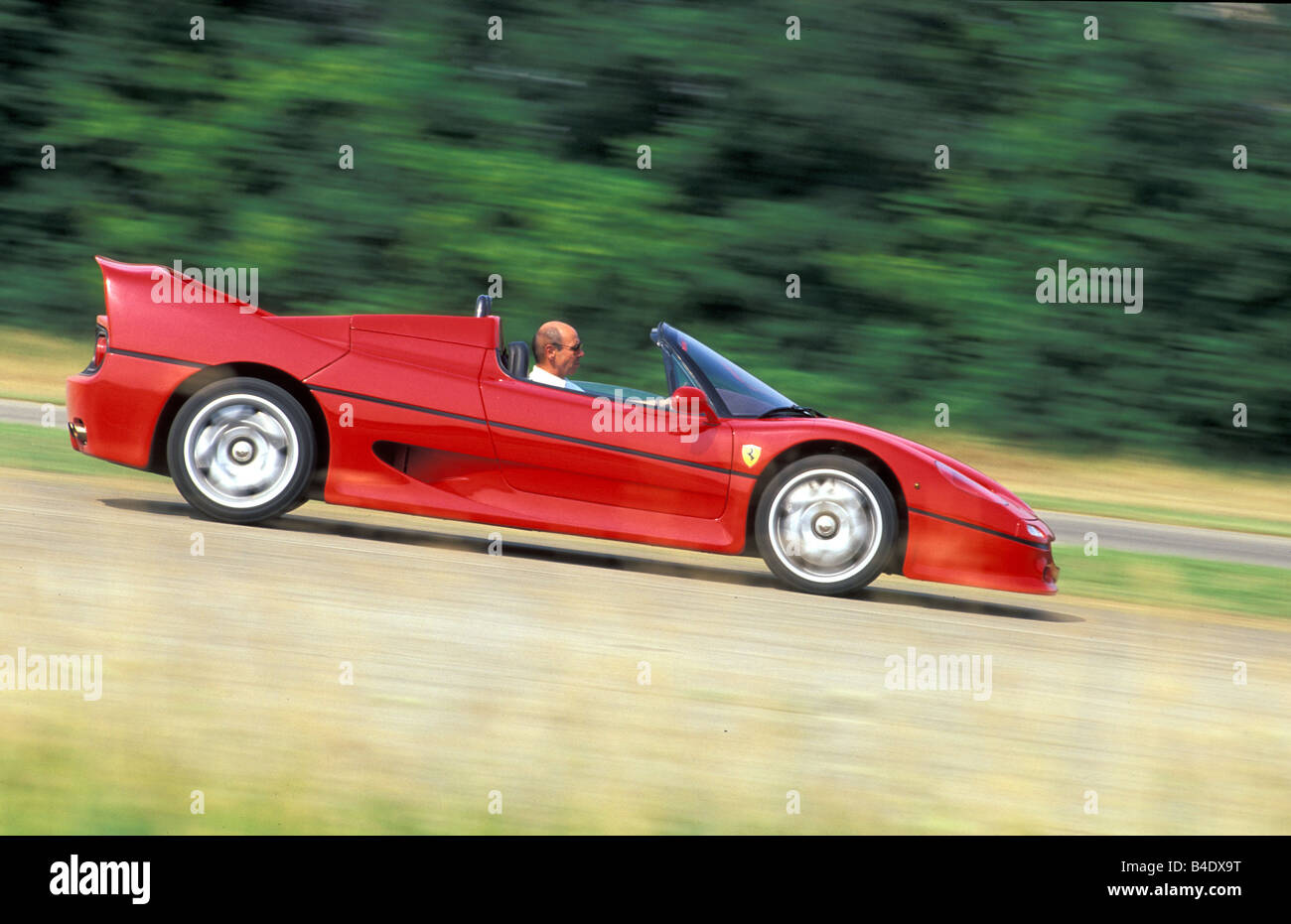 Car ferrari f50 model year 1995 2002 red roadster convertible car ferrari f50 model year 1995 2002 red roadster convertible vanachro Choice Image