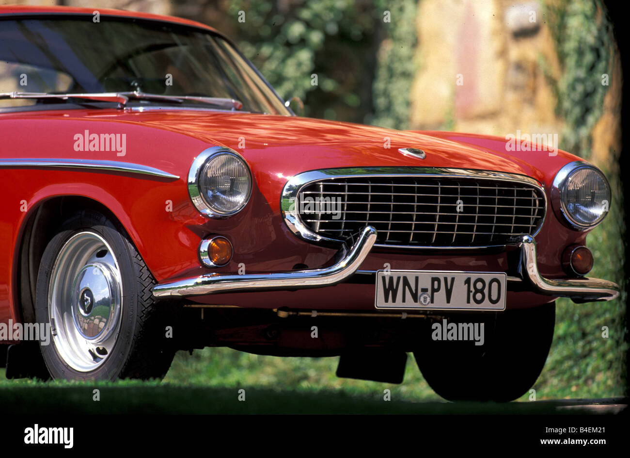 car volvo p 1800 s model year 1963 1964 vintage car