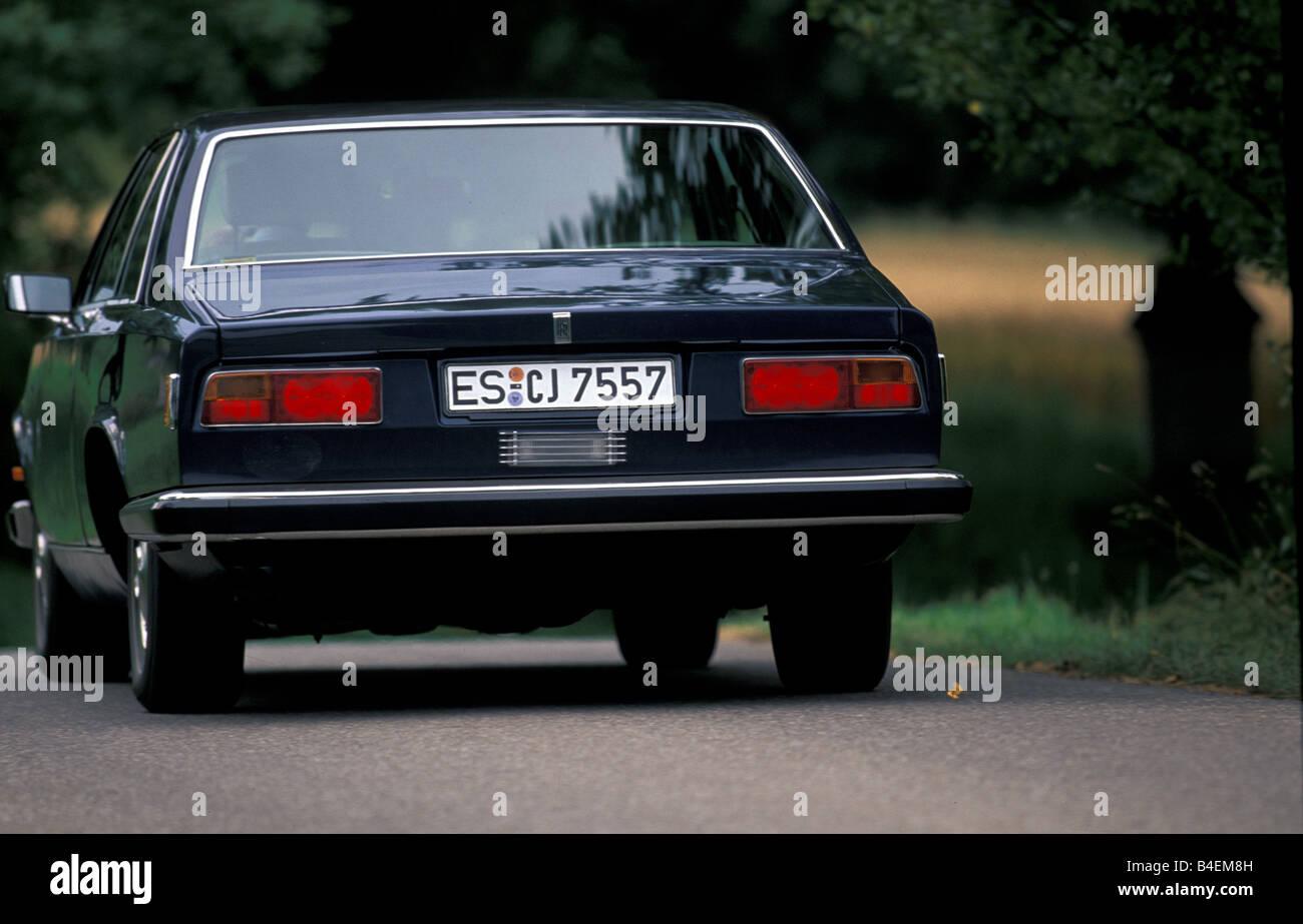 Car, Rolls Royce Camargue, model year 1975-1986, old car, 1970s ...