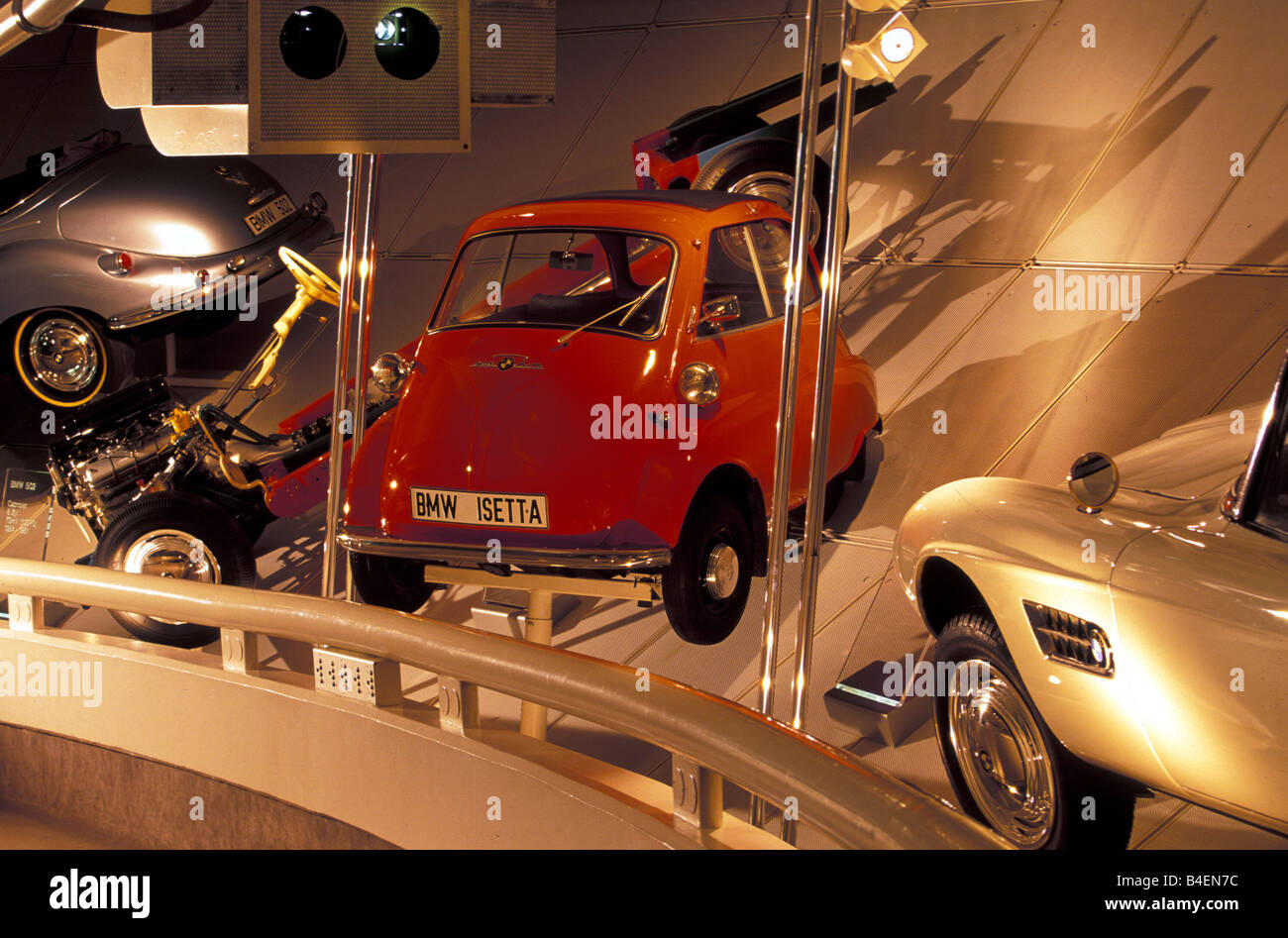 Car BMW Museum Mnchen Events Event Exhibition Exhibitions Vintage Interior