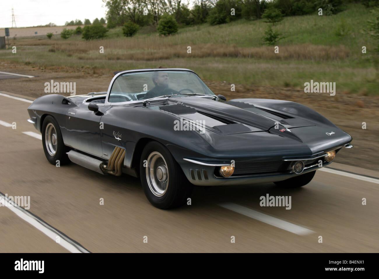 Image 20 Of 50 Fab Wheels Digest Fwd 1961 Chevrolet Mako Shark Chevy Corvette Stingray Car Model Year