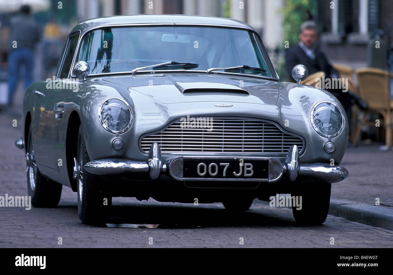 aston martin db5 2017, model year 1963-1965, car staring in the