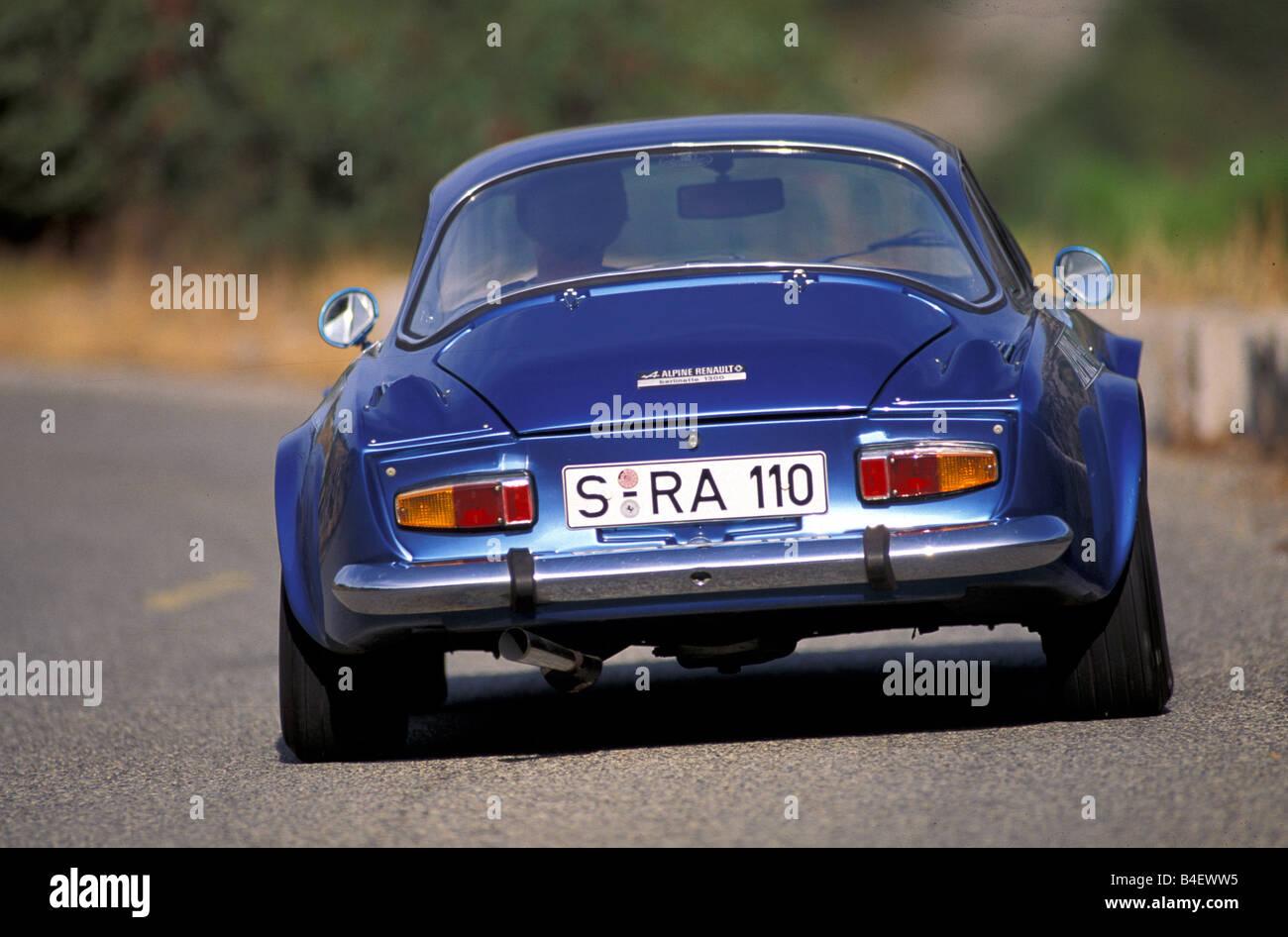 1962 renault alpine a110 - photo #43