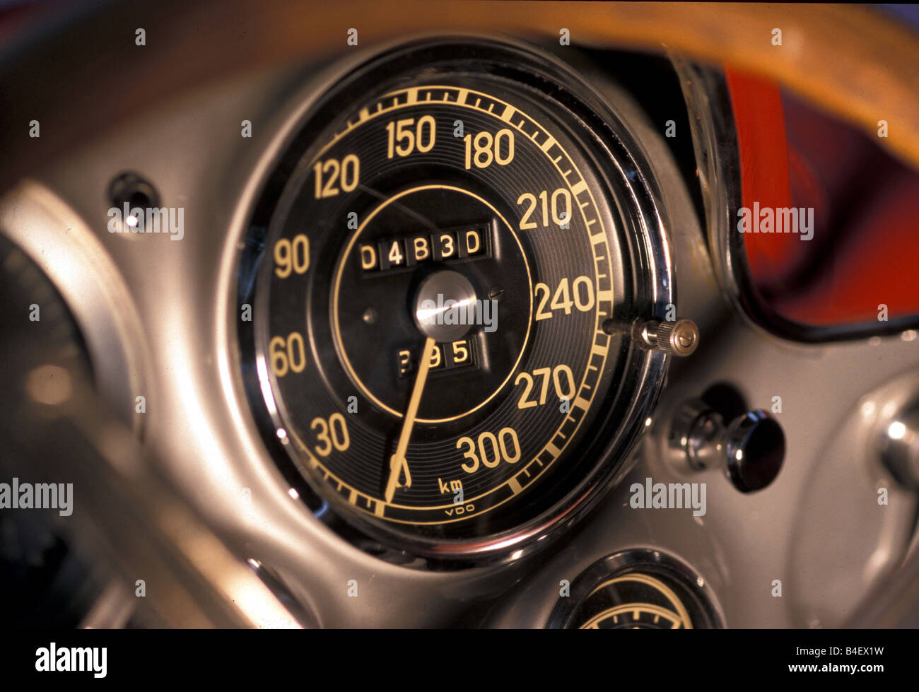 Car, Mercedes 300 SL Coupe, Coupé, vintage car, detail, details ... | {Auto cockpit mercedes 47}