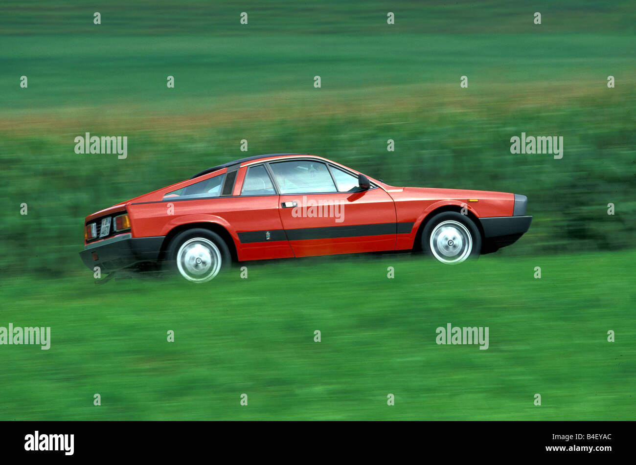 Lancia beta montecarlo stock photos lancia beta montecarlo stock car lancia beta montecarlo old car red coup coupe sports vanachro Images