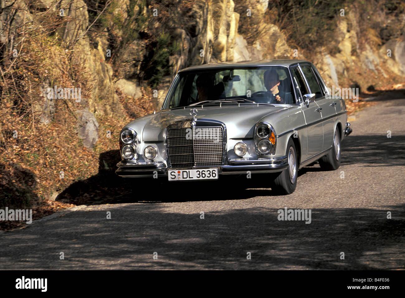 Car mercedes benz 300 sel 6 3 vintage car old car for Mercedes benz stock