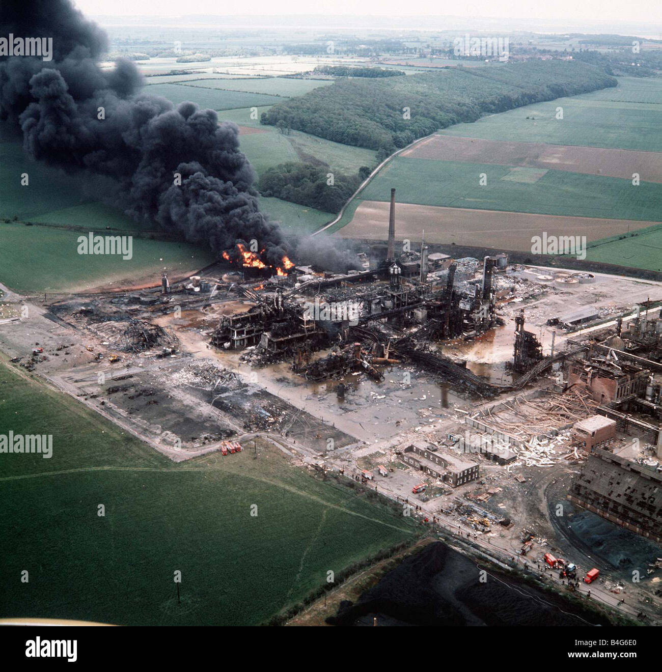 flixborough disaster case study The uk royal commission [flixborough, 1975] recommended that chemical   this recommendation resulted from the analysis of the billingham pipeline   case histories of process plant disasters, gulf publishing company, houston,  1988.