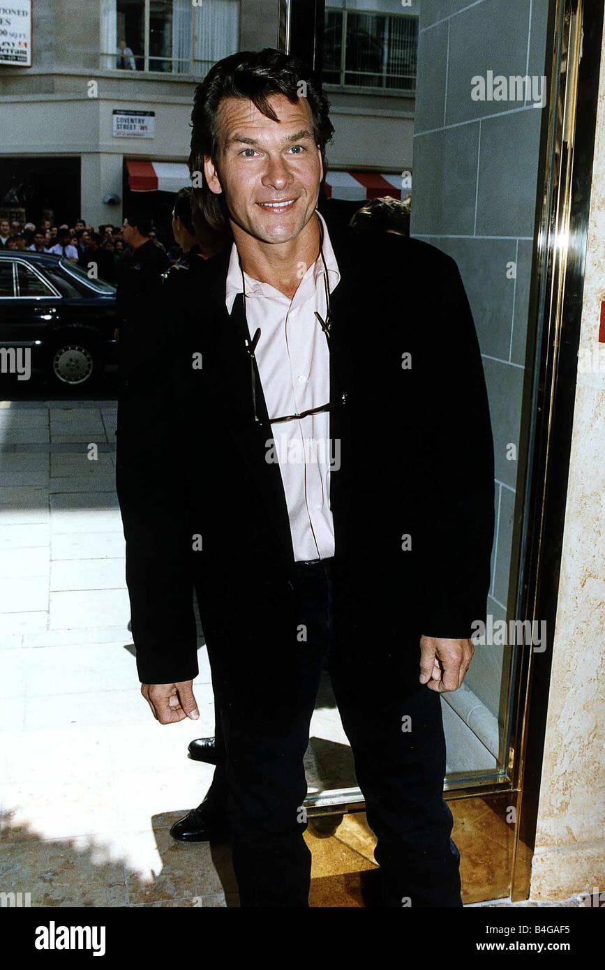 Patrick Swayze Actor a...