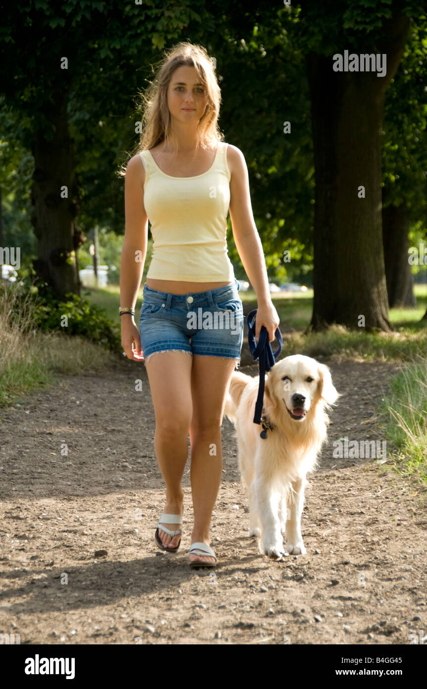 Teen Walking 48