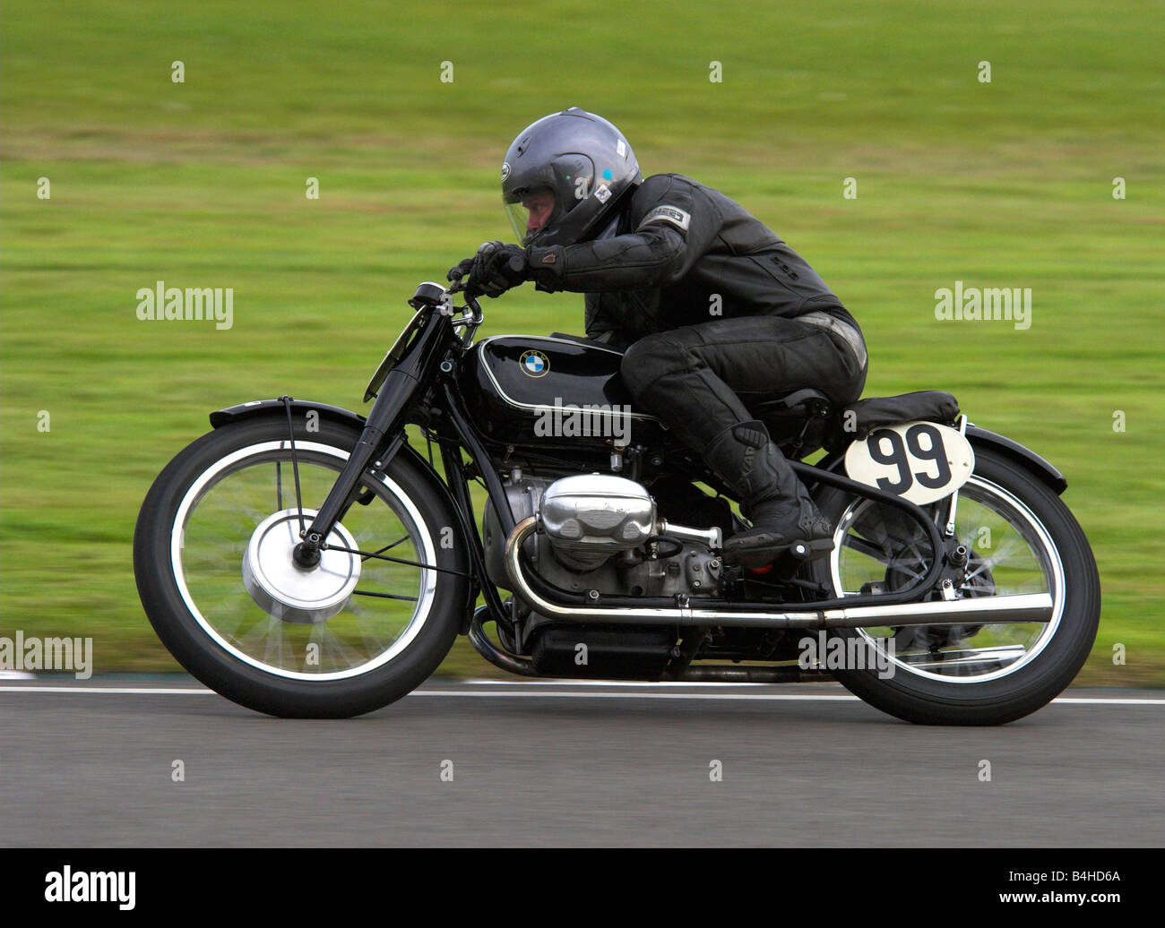 bmw r5 ss classic motorcycle racing stock photo royalty free image 20052546 alamy. Black Bedroom Furniture Sets. Home Design Ideas