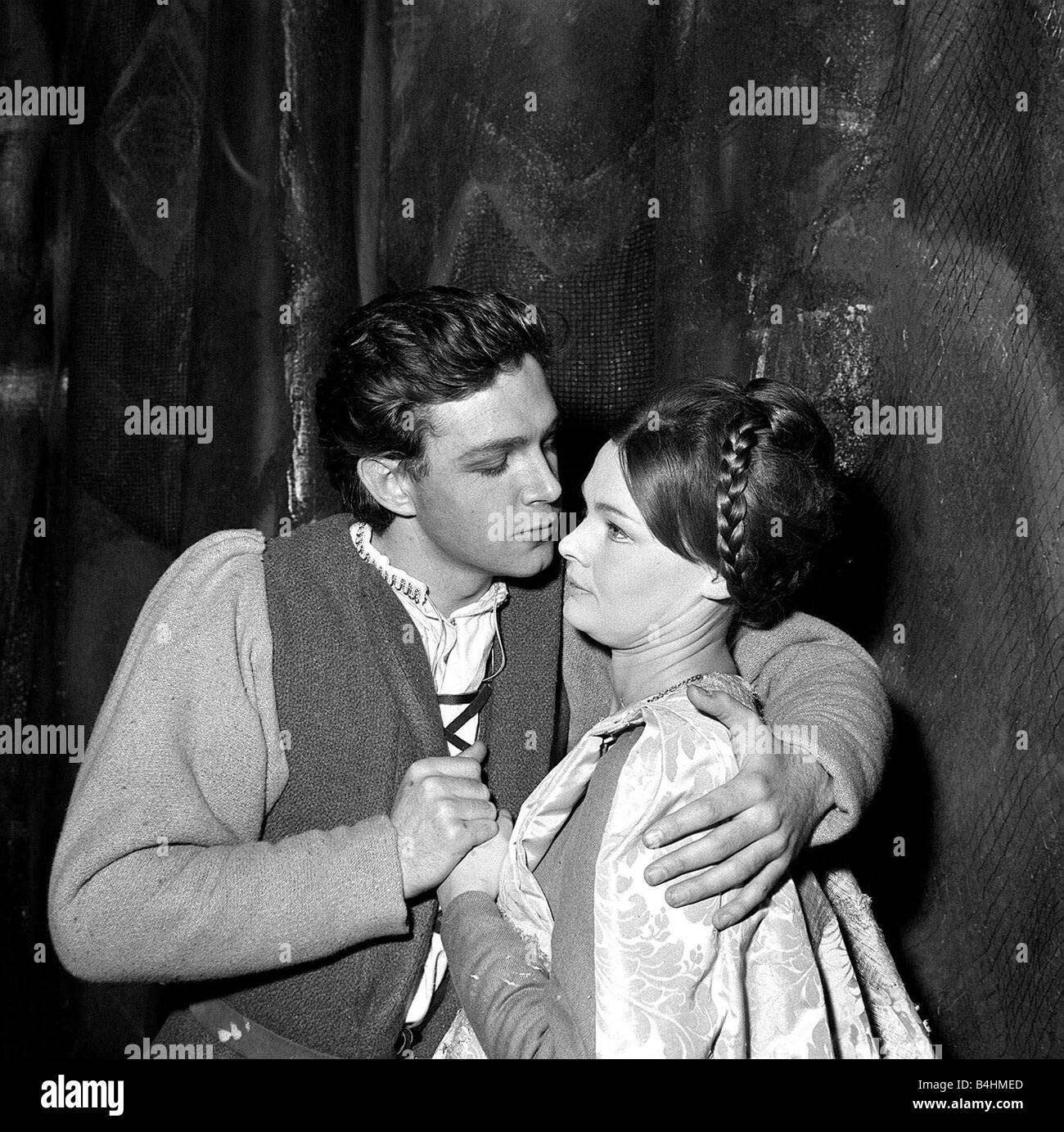romeo and juliet october 1960 judi dench as juliet and