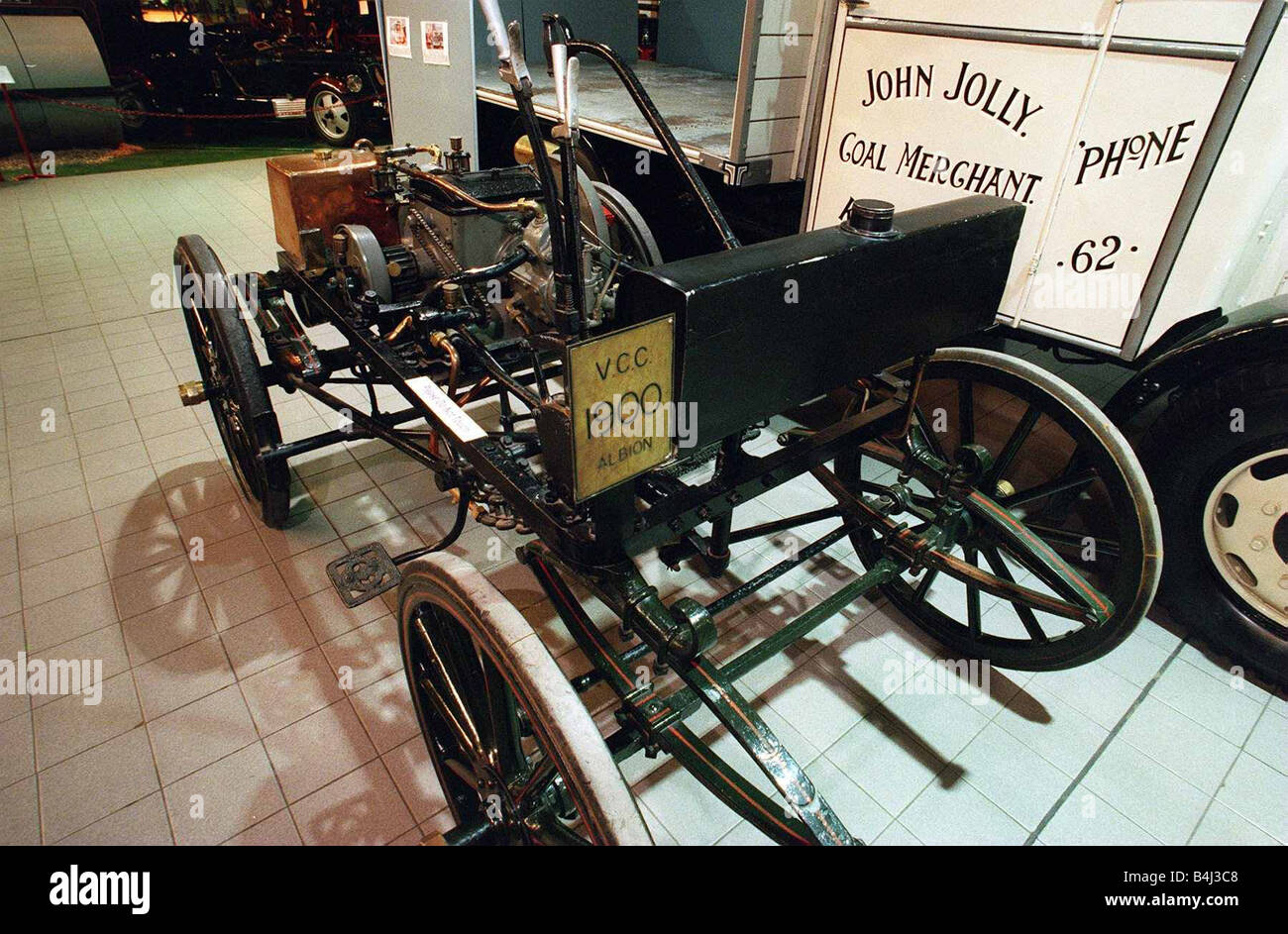 ALBION VINTAGE CAR CLUB MADE IN 1900 SCOTTISH MOTOR OLD CLASSIC CARS ...