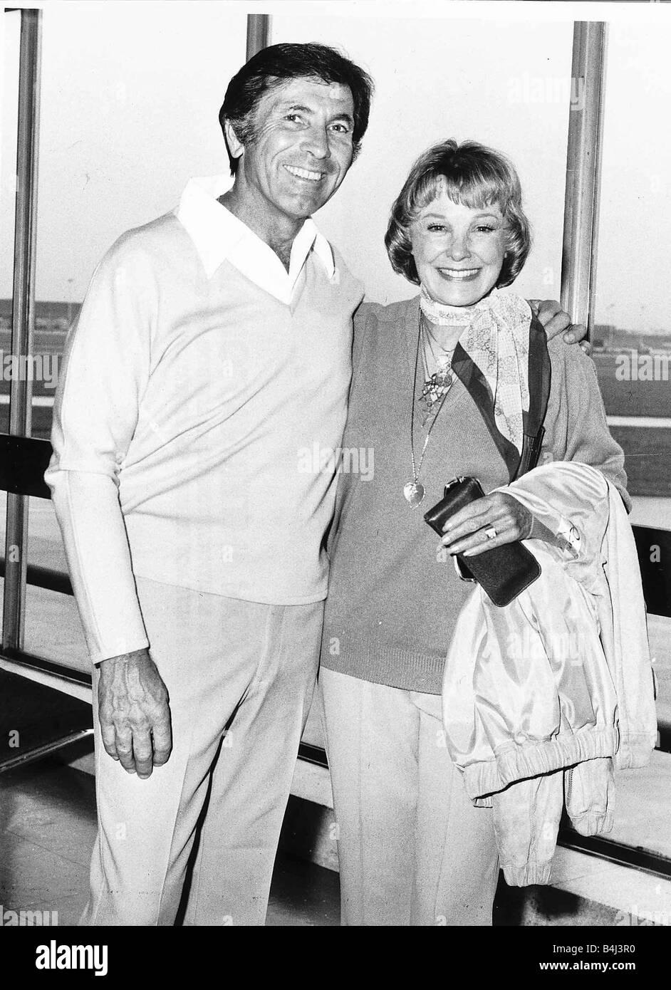 David Ashrow And June Allyson