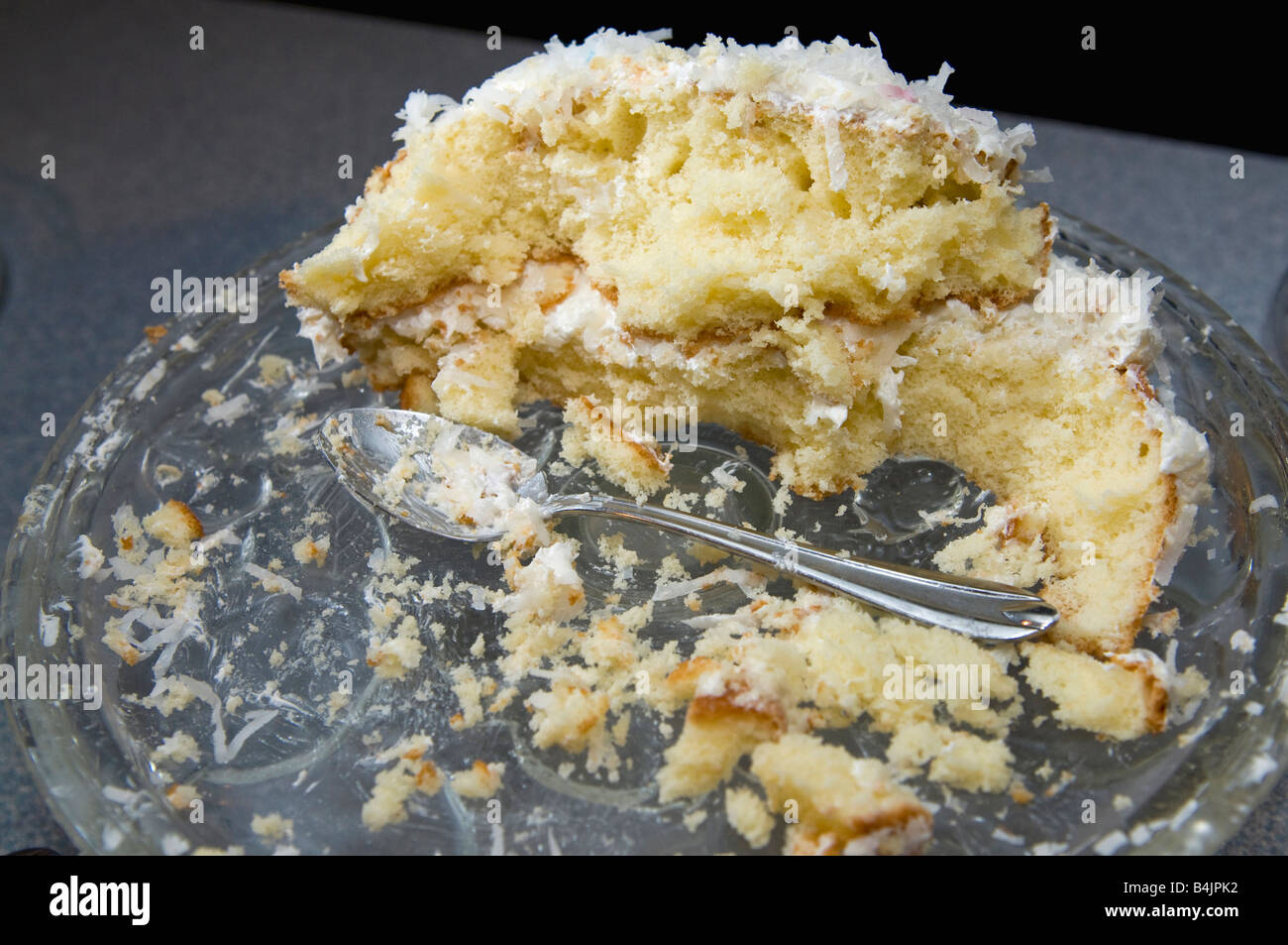 Images Of Eaten Birthday Cake : Half eaten birthday cake-- you canot have your cake and ...