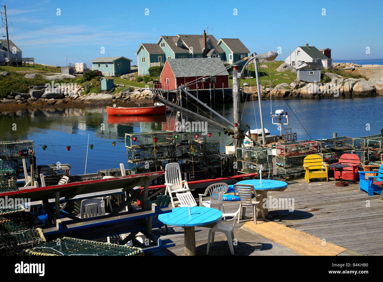 Canada 39 s famous east coast fishing village on the atlantic for East coast fishing