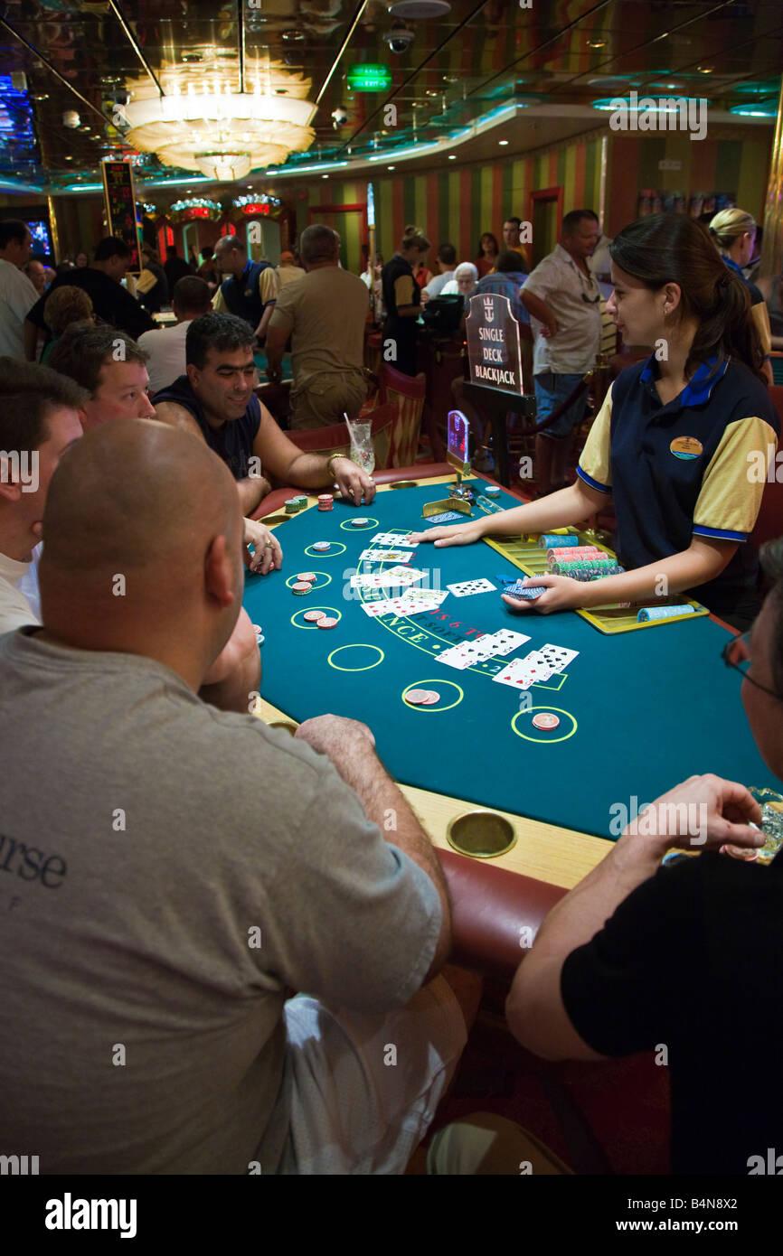 Royal caribbean casino blackjack class 2 gambling