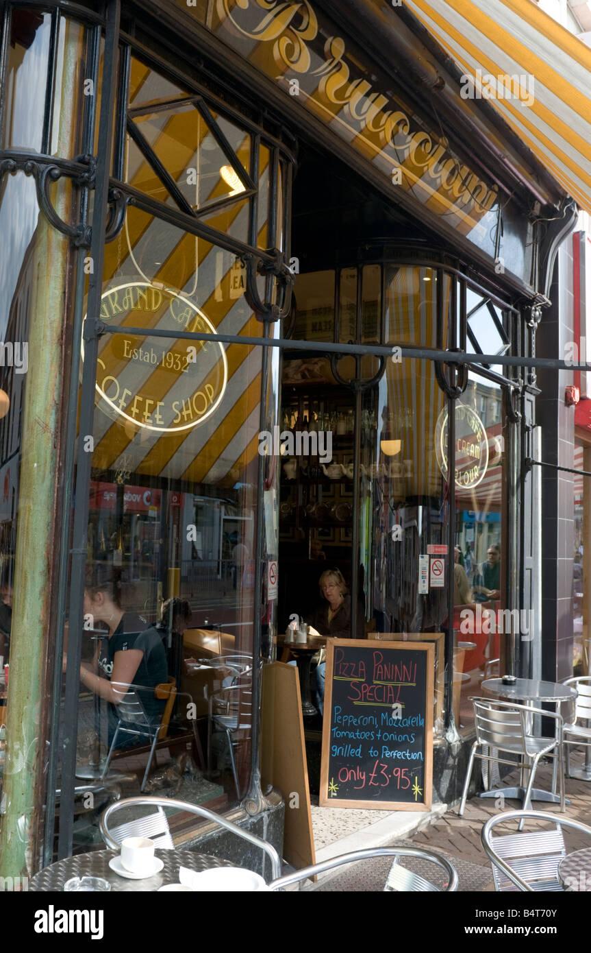 Cafe Bar Preston Restaurant
