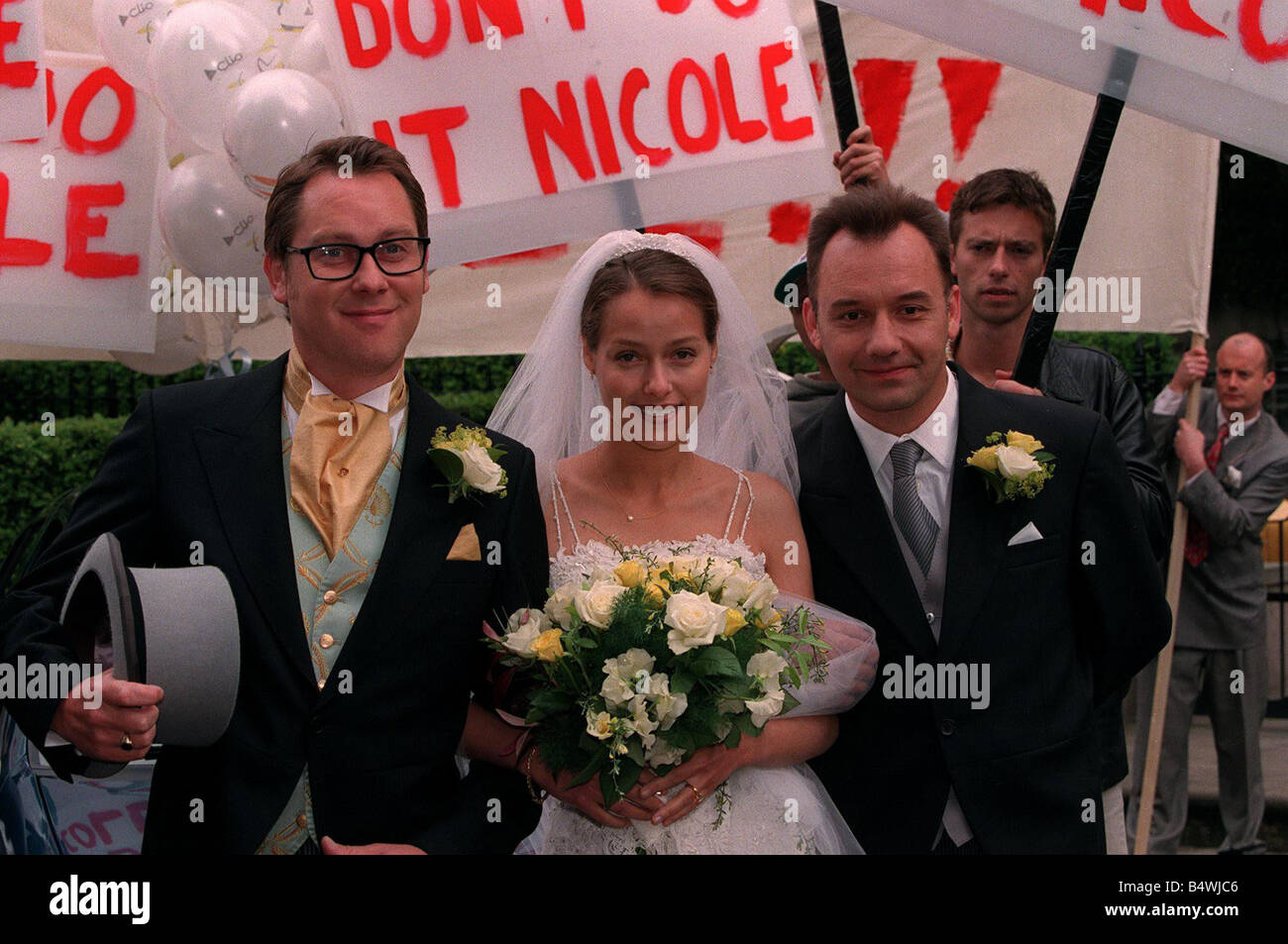 Vic and bob wedding