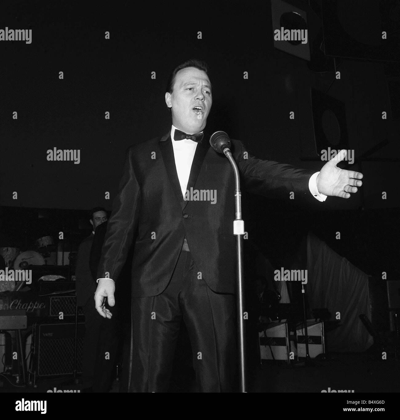 Matt Monro Eurovision 1964 I Love The Little Things