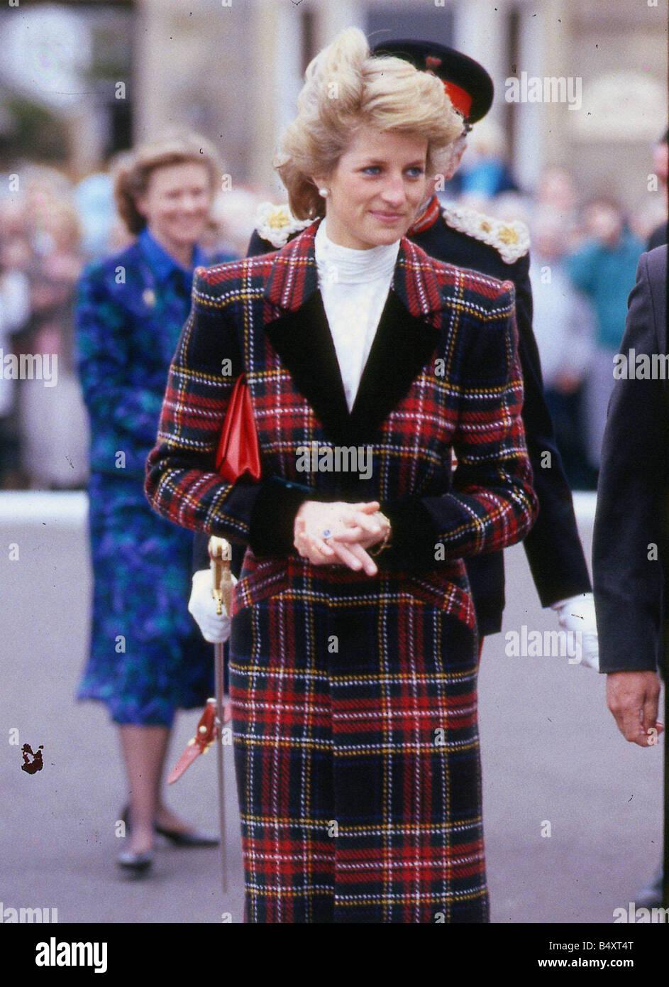 Princess Diana Princess Wales November Stock Photos & Princess ...