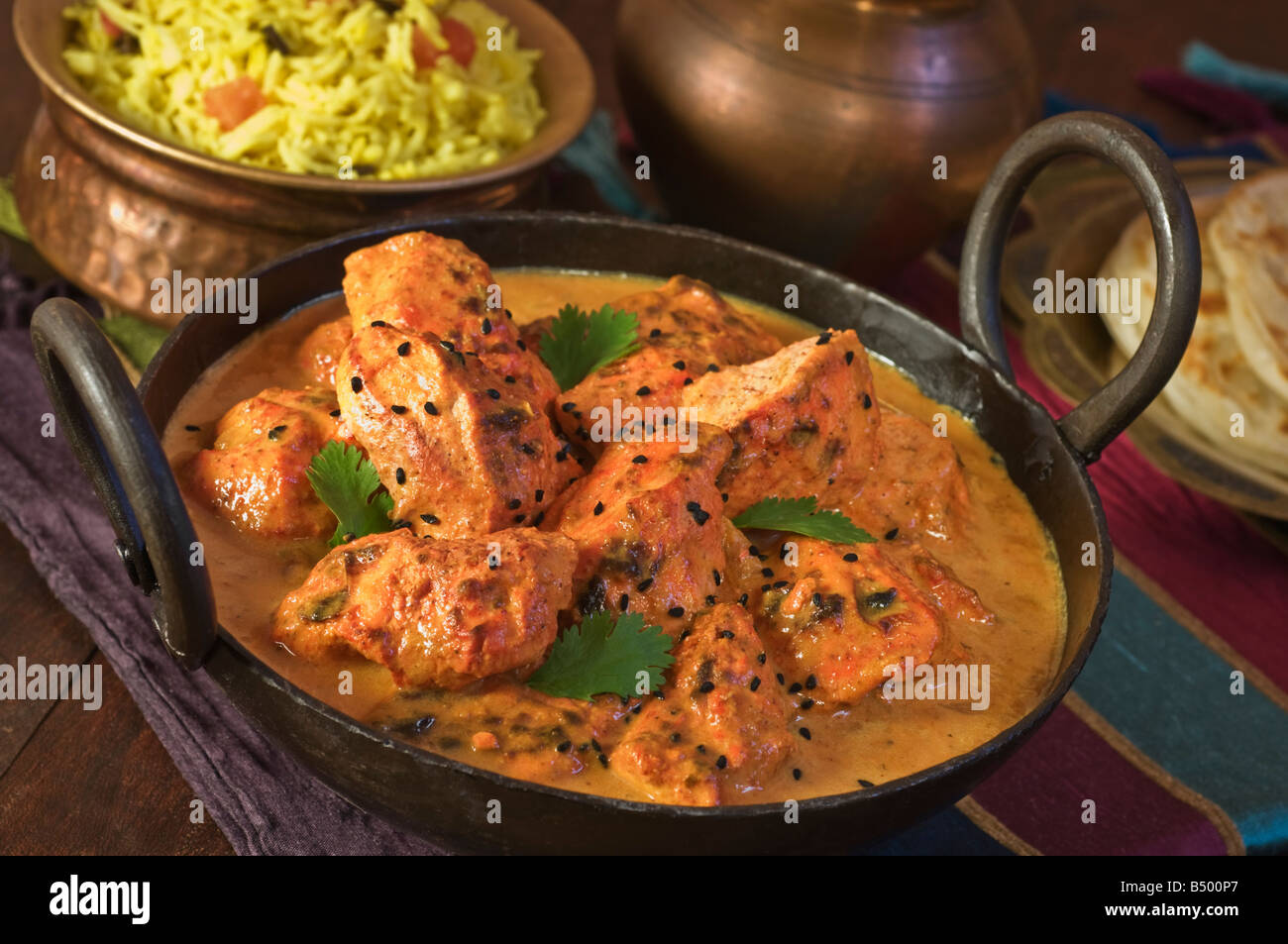 Balti chicken tikka masala curry indian food stock photo 20284271 balti chicken tikka masala curry indian food forumfinder Images