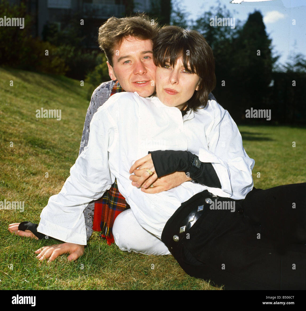 chrissie hynde and jim kerr relationship