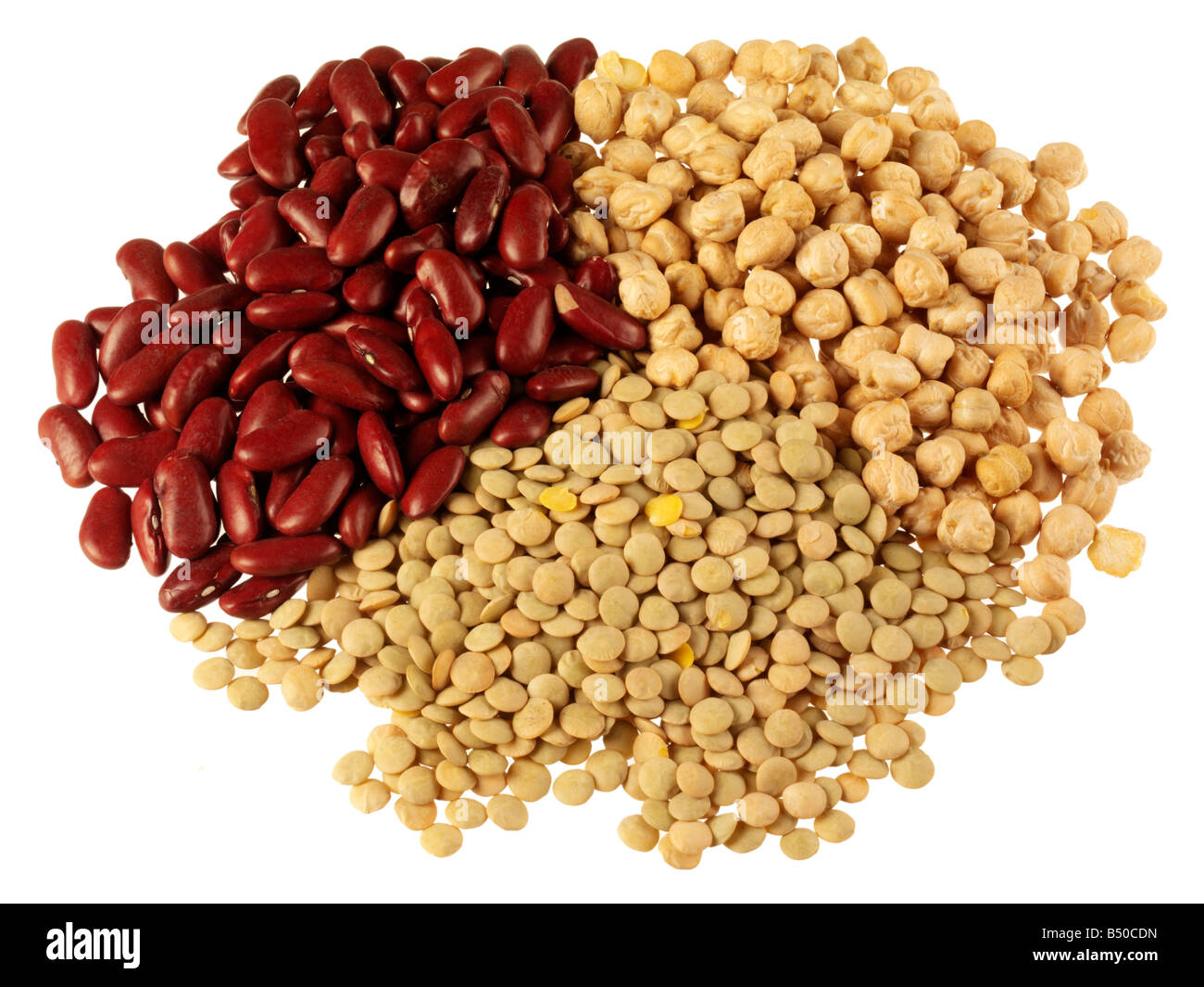 What Color Are Natural Lentils