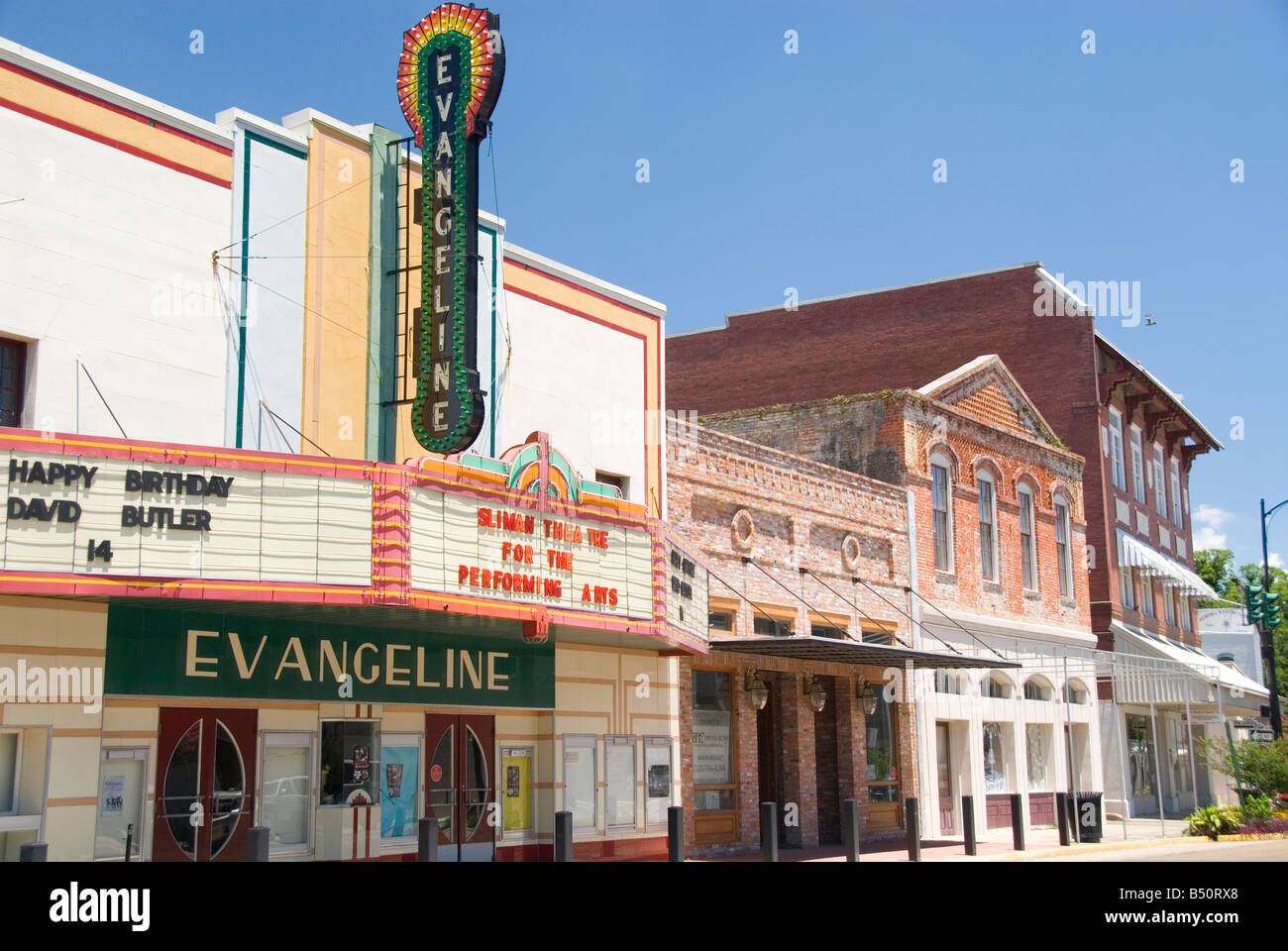 Sliman Theatre - New Iberia, Louisiana - Movie Theater ...