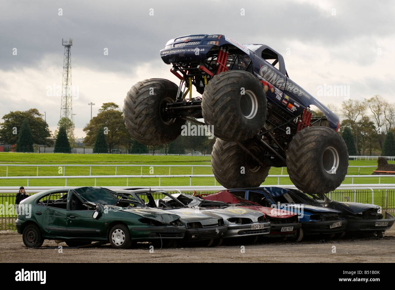 Monster Truck Big Wheels Trucks Suv Suv S Offroader By Four