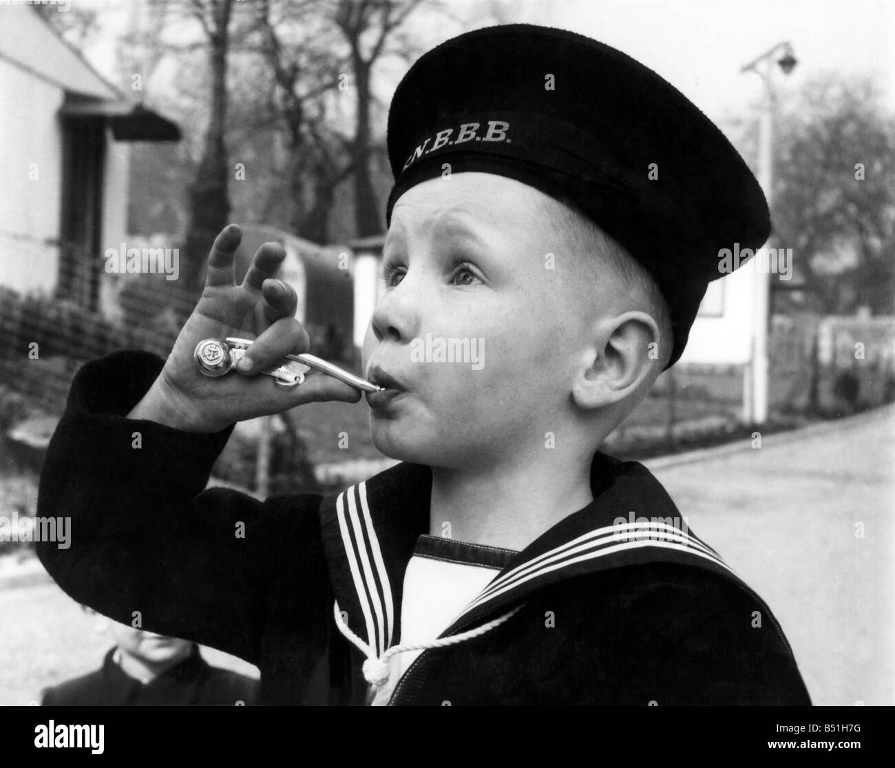The Proudest Cadet In The Country Blows His Own Bosun's Pipe He Is Michael  Neale