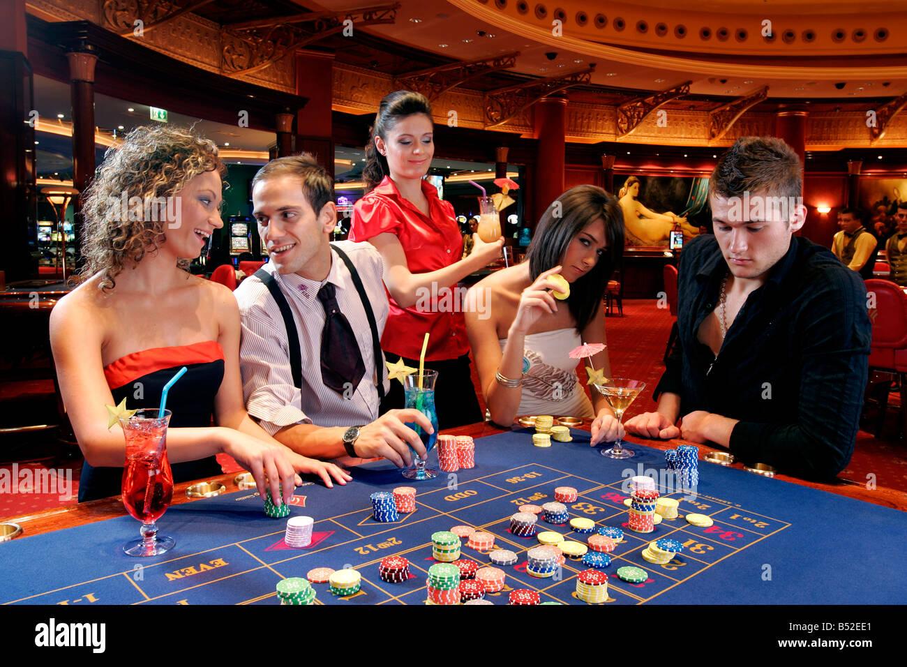 casino black diamond